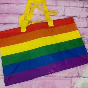 BRAND NEW WITH TAGS Limited Edition Pride Ikea Bag